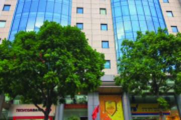 Văn phòng cho thuê tòa nhà Lucky Building